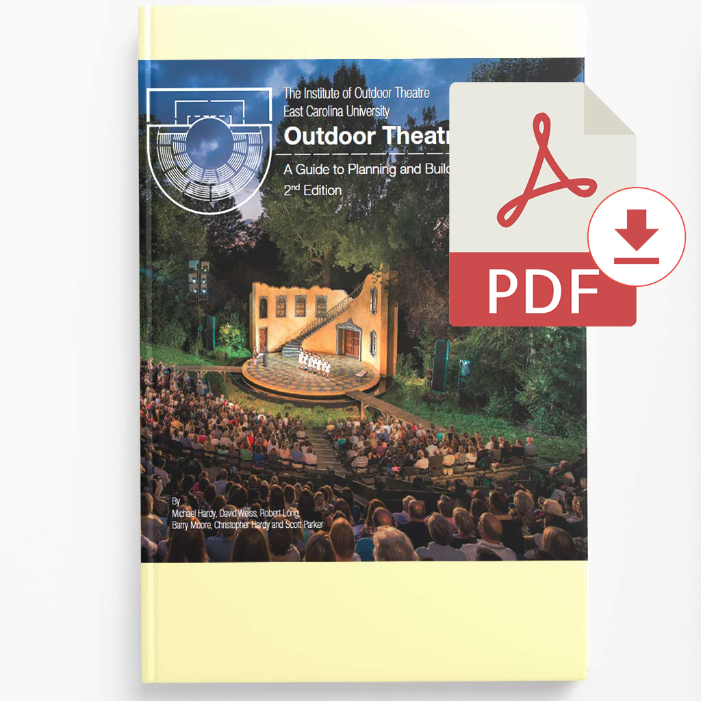 Outdoor Theatre Facilities A Guide to Planning and Building Outdoor Theatres Cover PDF Download